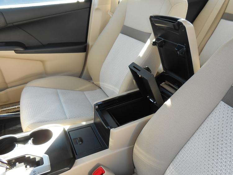 Toyota Camry Console Vault