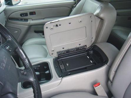 Gmc Sierra Floor Console 2003 2006