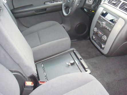Chevrolet Silverado Lt1 Under Seat Console 2008 2014