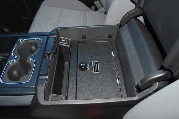 Gmc Sierra 1500 Floor Console 2014 2018