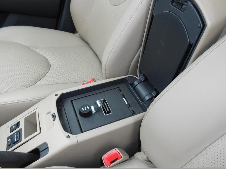 Toyota Rav4 Console Vault