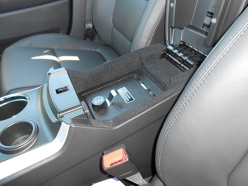 Ford Explorer Full Floor Console 2013 2018