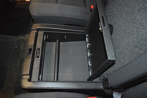 Gmc Sierra 1500 Under Seat Console 2014 2018