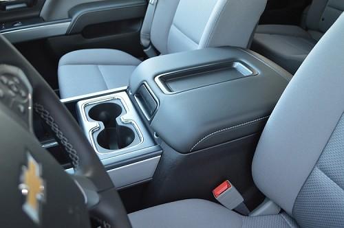 Chevrolet Silverado 2500/3500 Floor Console: 2015 - 2018