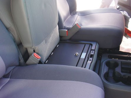 Dodge Ram Under Seat Console 2006 2017