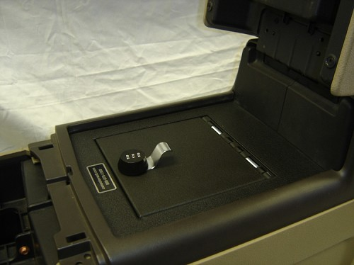 Ford F150 Full Floor Console: 2009 - 2014