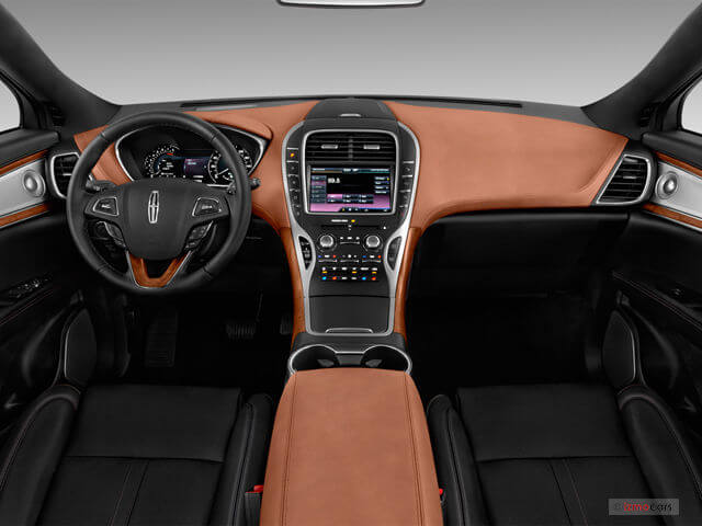 Lincoln MKX 2016 - 2020