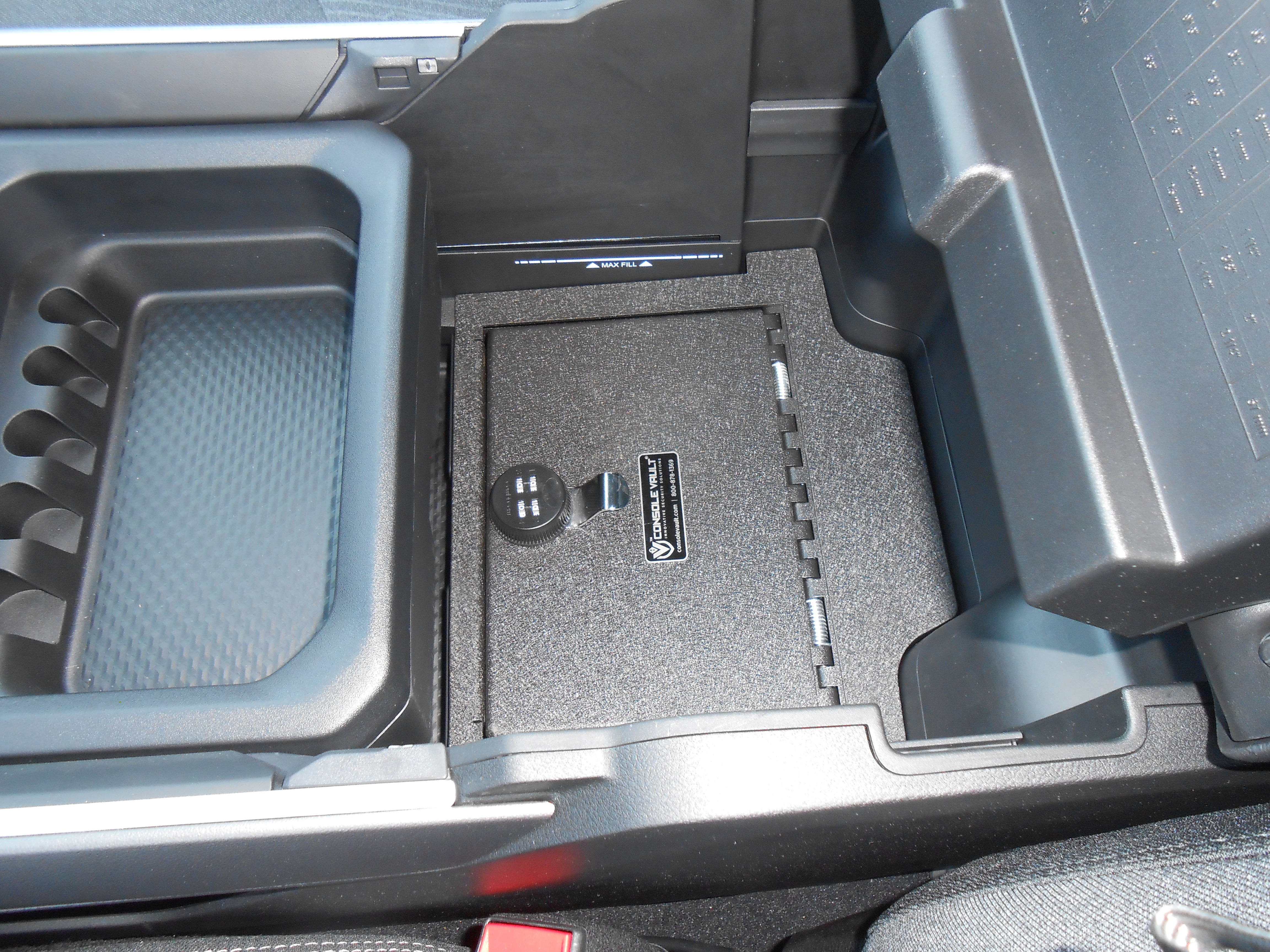 Dodge Ram 1500 Console Vault Heavy Gauge In Vehicle Vault