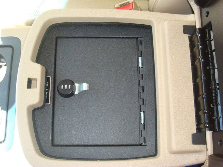 How To Program Nissan Key >> Chevrolet Avalanche Floor Console: 2007 - 2013