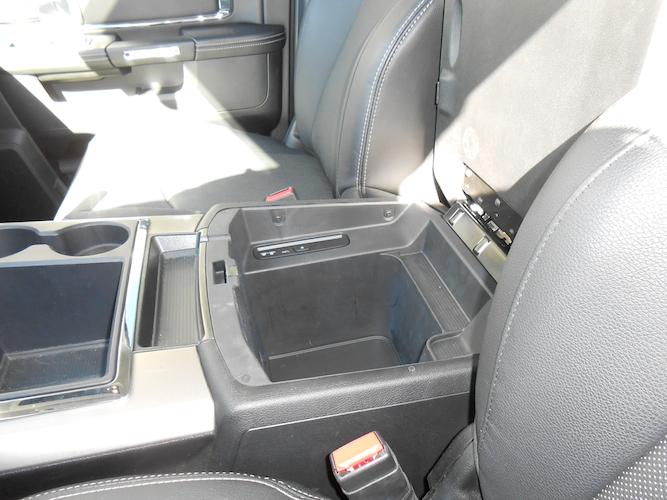 Dodge Ram 1500, 2500, 3500 Full Floor Console: 2013 - 2019