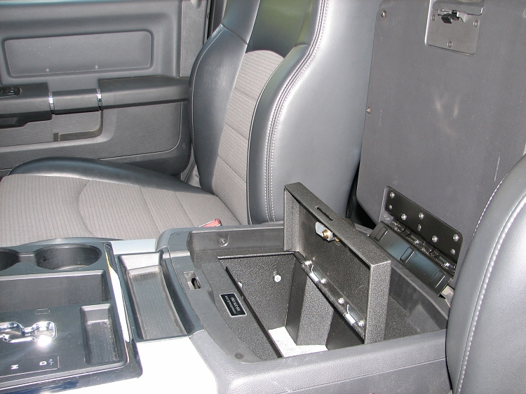 Dodge Ram 1500 Full Floor Console 2009 2019