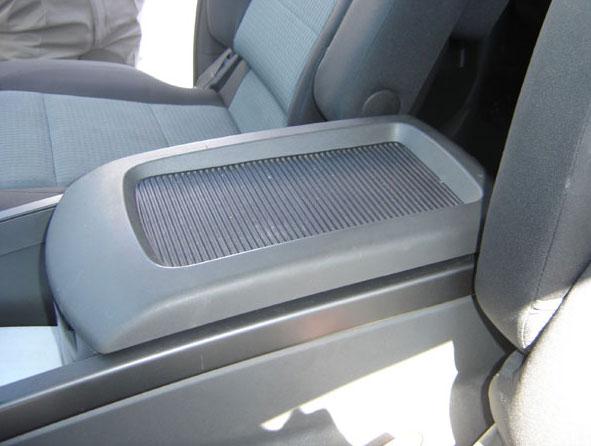 Nissan Titan Console 2004 2012