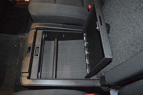 Vehicle Gun Safe