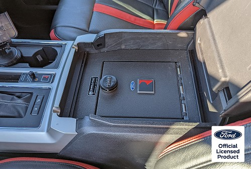 Ford F250 2017 - 2019 Full Floor Super Duty Console Vault