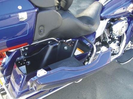 Harley Davidson Bagger Vault Console Vault