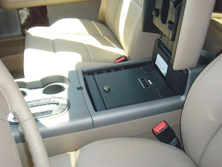 Lincoln LT Pickup Console: 2004-2008