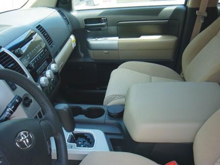 Toyota Tundra Floor Console 2008 2013
