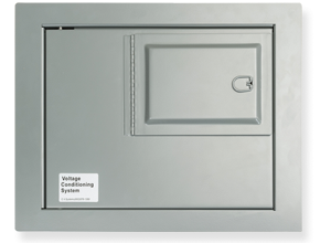 Discreet Wall Safe – Console Vault on